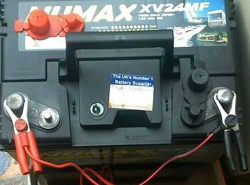 How To Charge The Car Battery
