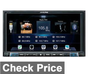 Alpine iLX-207 review
