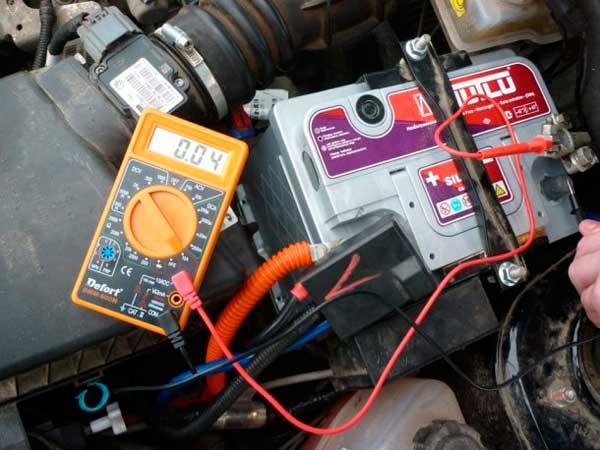 Battery is discharging