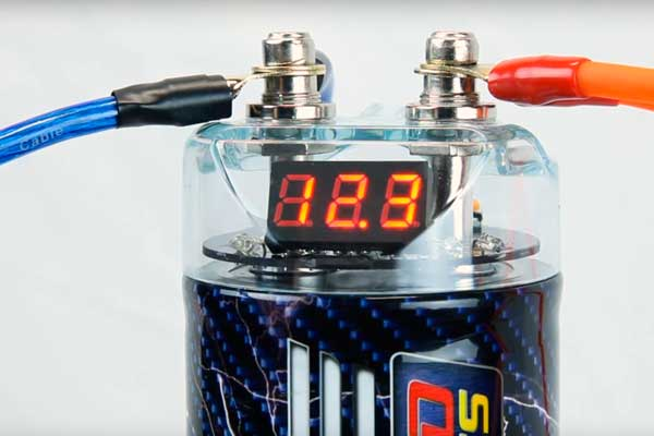 Best Car Audio Capacitor  May 2020