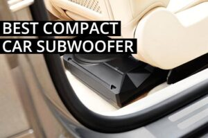 Best compact car subwoofer