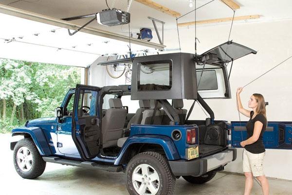Best Jeep Hardtop Hoist