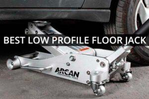 Best low profile floor jack