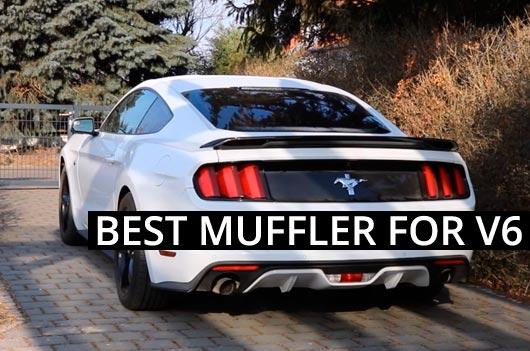 Best Muffler for V6 Engines
