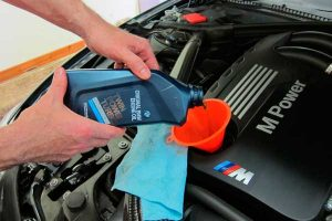 Best Oil For BMW