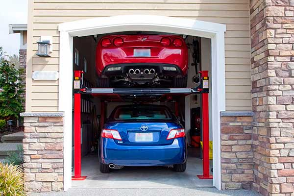 Best Residential Garage Car Lifts