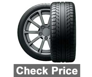 BFGoodrich G-Force Sport Comp 2 Radial Tire - 255/50R16 99W Review