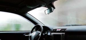 Car Windows Fogging Up