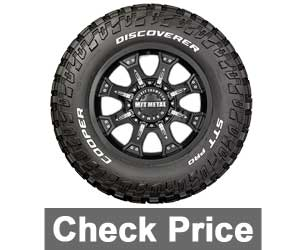 Cooper Discoverer STT Pro All-Terrain Radial Tire - 35X12.5R15 113Q Review