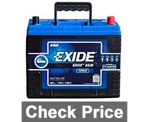 Exide Edge FP-AGM24F Review