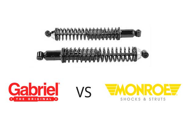 Gabriel vs Monroe shocks review