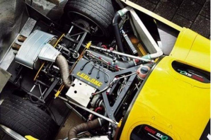 Leblanc Caroline GTR Engine