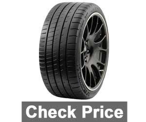 Michelin Pilot Super Sport Tire - 255/35R19 96Y XL Review