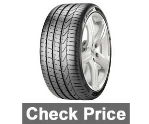 Pirelli P ZERO High Performance Tire - 245/45R20 103Y Review