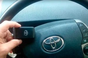 Prius key fob replacement