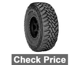 Toyo Tires Open Country M/T Mud-Terrain Tire - 35 x 1250R20 121Q